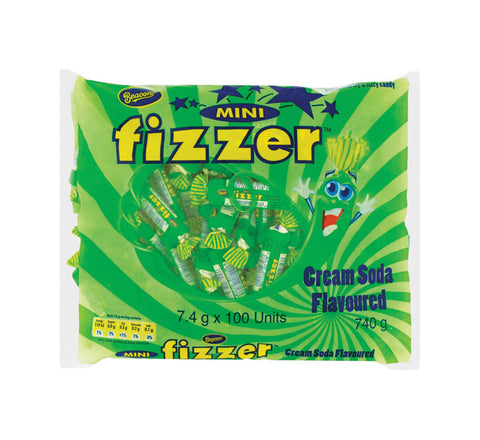 Beacon Mini Fizzer Creme Soda 100