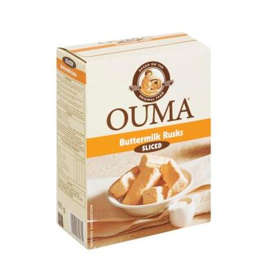 Ouma Sliced Rusks Buttermilk 450g