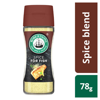 Robertsons Spice For Fish Bottle 100ml