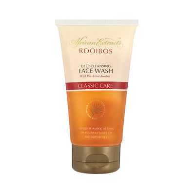 African Extracts Rooibos Facial Wash 150ml