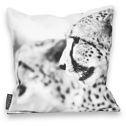 Cushion Cover SC BW 19 Cheetah