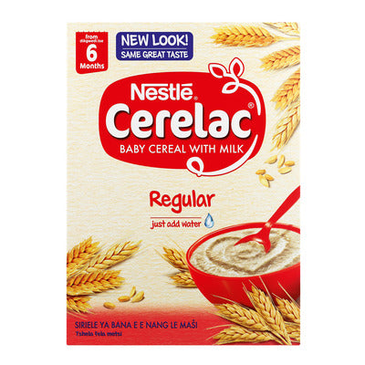 Nestle Cerelac Infant Cereal Regular 250g