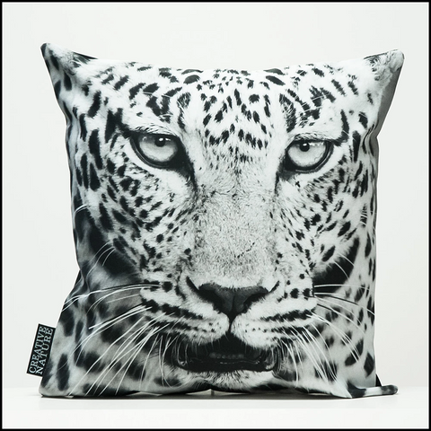 Cushion Cover SC BW 30 Leopard