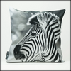 Cushion Cover SC BW 24 Zebra