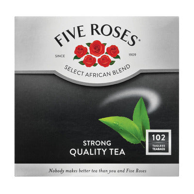 Five Roses African Blend Tea 102 bags