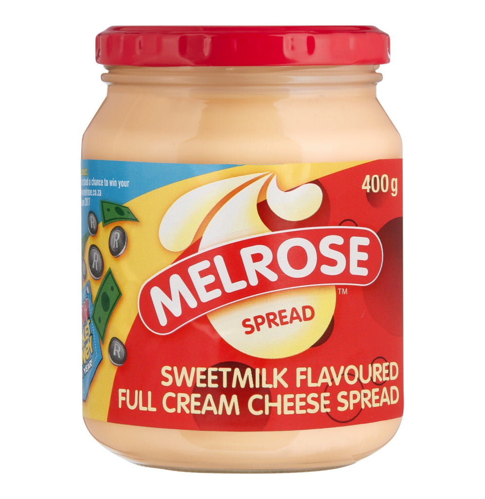 Melrose Cheese Spread Sweetmilk 250g