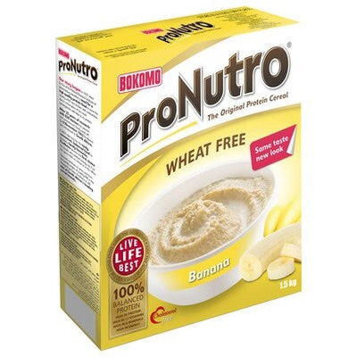 Bokomo Pronutro Banana Cereal 750g Wheat Free