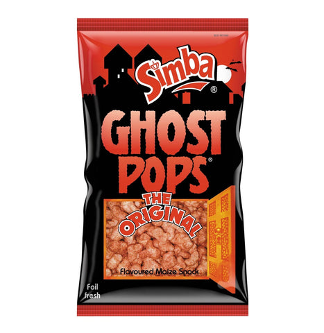 Simba Ghost Pops 100g(Limit 2 per order)