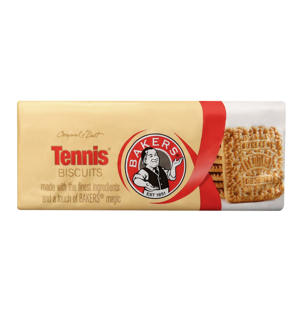 Bakers Tennis Biscuits  Original 200g