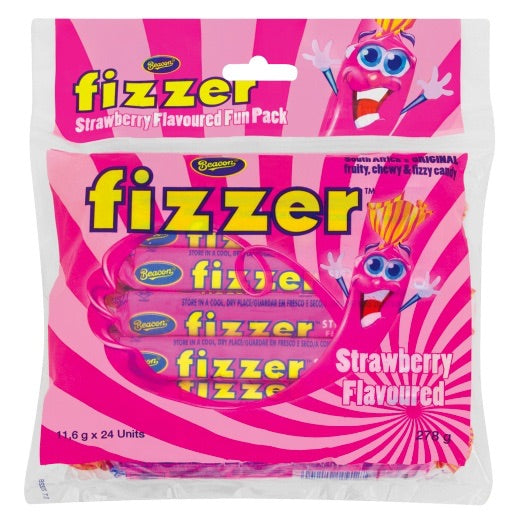 Beacon Strawberry Fizzer 24 pack