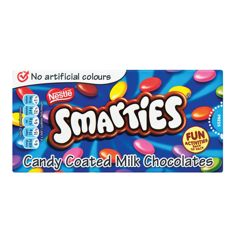 Nestle Smarties Candy Coated Milk Chocolates (70gx24)