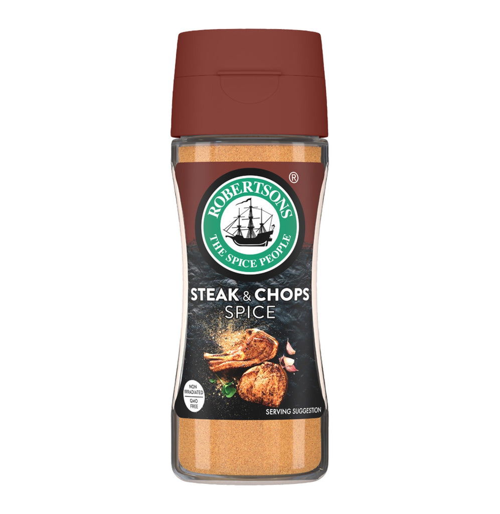 ROBERTSONS Steak & Chops Spice 86ml