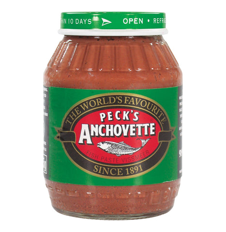 Pecks Anchovette Fish Paste (Kosher) 225g