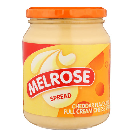 Melrose Cheese Spread Cheddar 250g