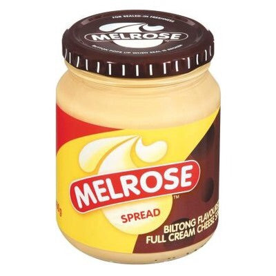 Melrose Cheese Spread Biltong 250g