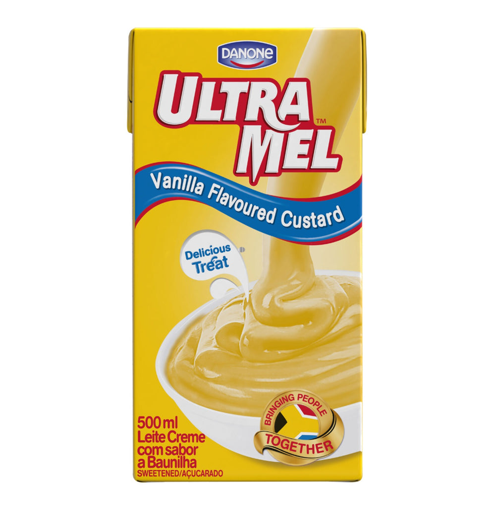 DANONE Ultramel Vanilla Custard 500ml
