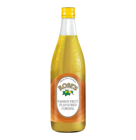 ROSES Cordial Passion Fruit 750ml