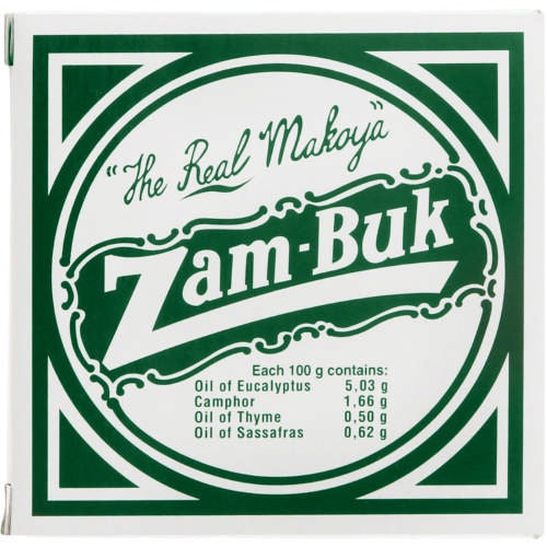 Zam-Buk  The Real Makoya Herbal Ointment 60g
