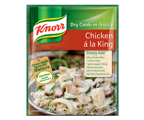 Knorr Chicken a la king dry mix 58g