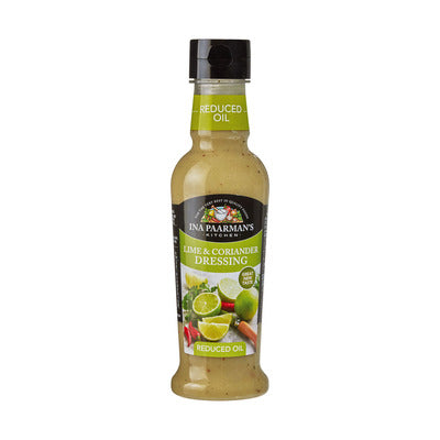 Ina Paarman's Lime And Coriander Salad Dressing 300ml