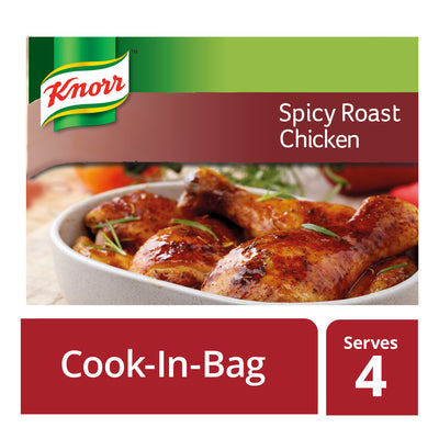 Knorr Cook In Bag Spicy Roast Chicken 35g