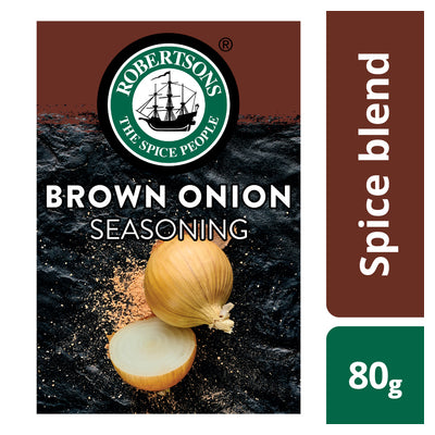 Robertsons Brown Onion Seasoning Refill 80g