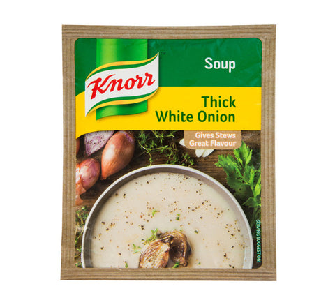 Knorr Packet Soup White Onion 50g