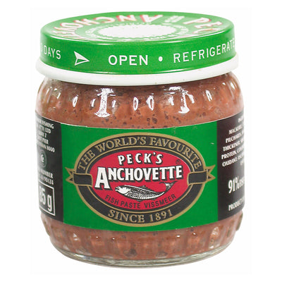Peck's Anchovette Fish Spread 85g