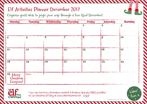 christmas_elf_toy_activity_planner