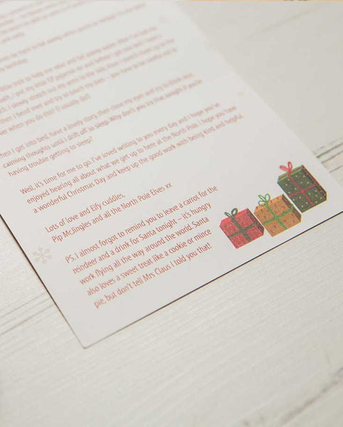 First Edition Advent Letter Set, Unique Christmas Advent Calendar Idea