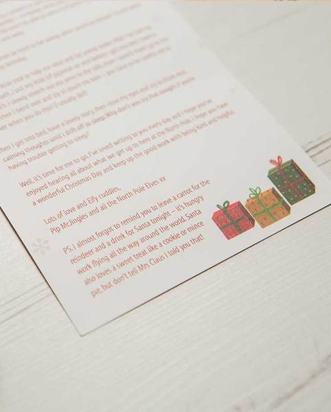 Second Edition Advent Letter Set, Unique Christmas Advent Calendar Idea