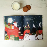 Elf's First Adventure - Illustrated Christmas story book