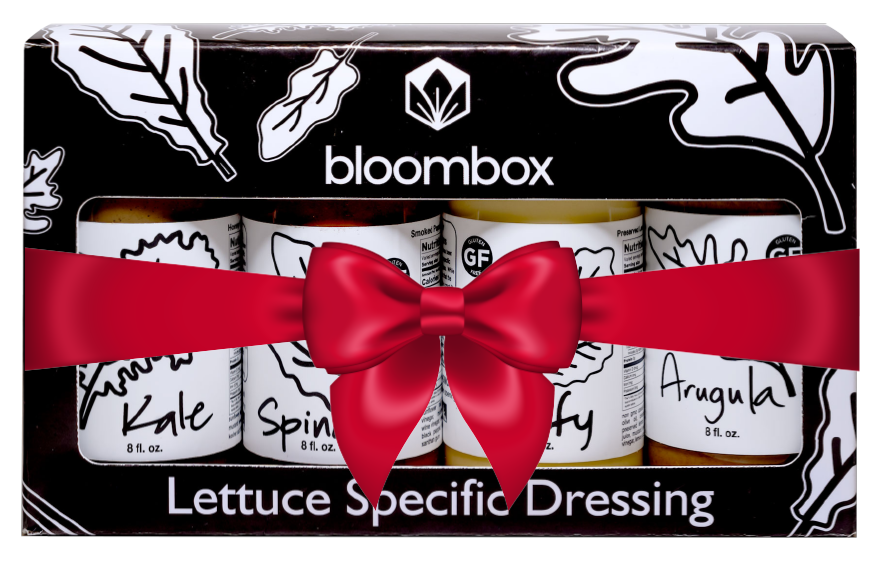 Bloombox Foods Salad Dressing, Dips & Marinades Gift Box