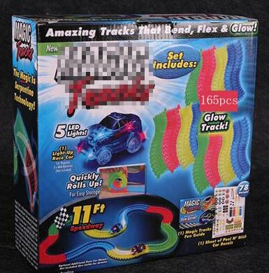 LED Auto Magic Tracks