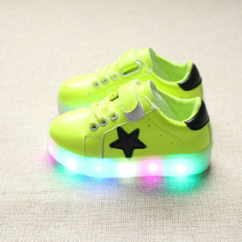 Zapatillas LED