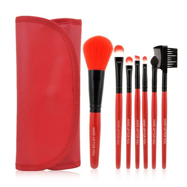 Professional Soft Cosmetic Makeup Brushes