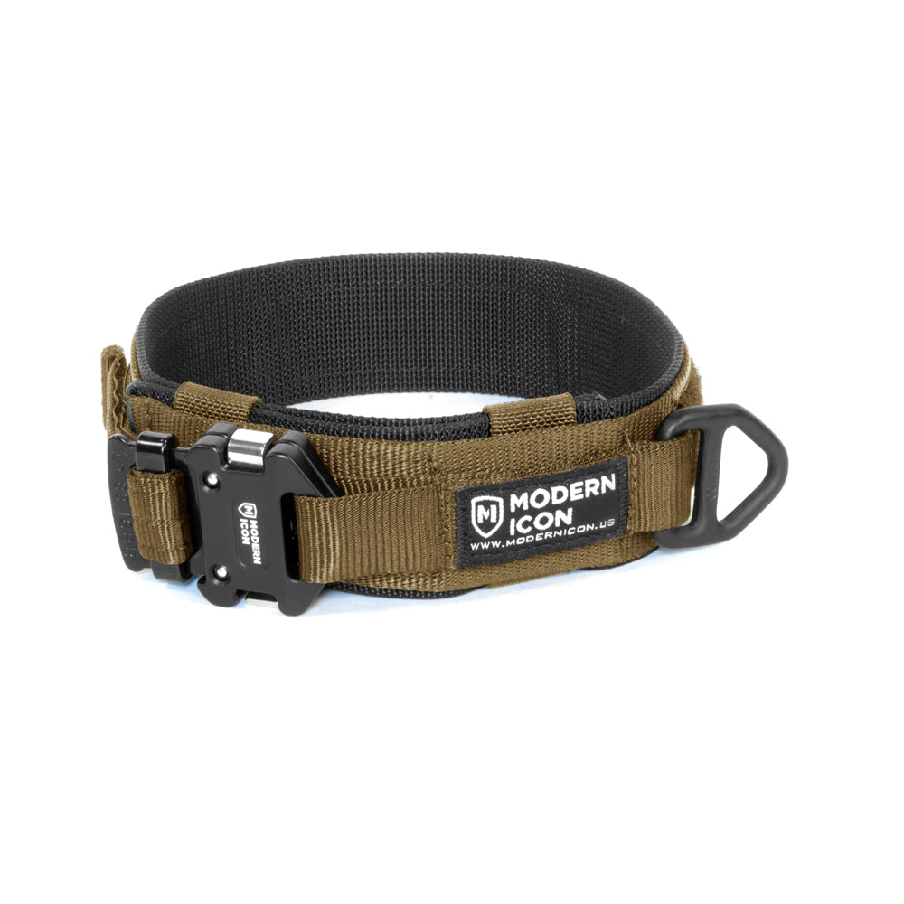 Modern Icon 2'' Rigid collar - Kit4dogs