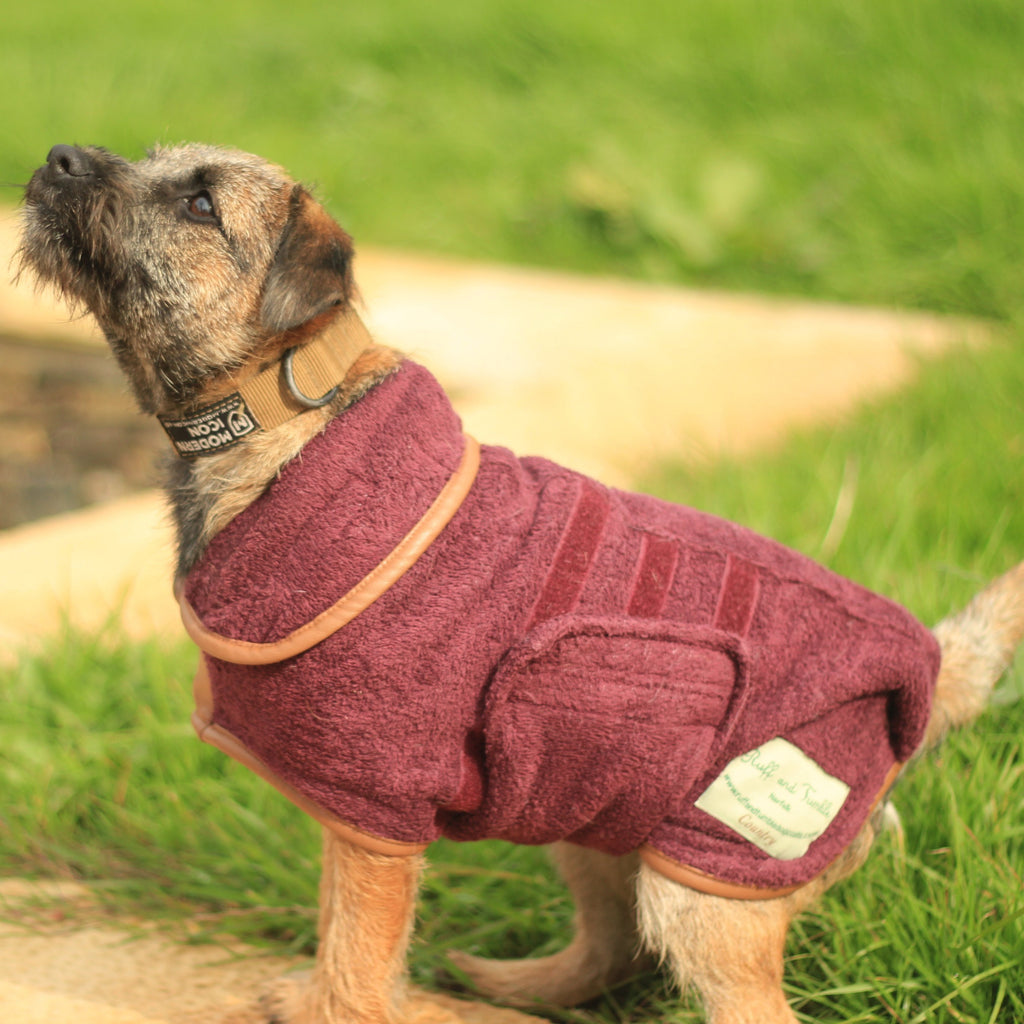 Ruff And Tumble Drying Coat - Kit4dogs