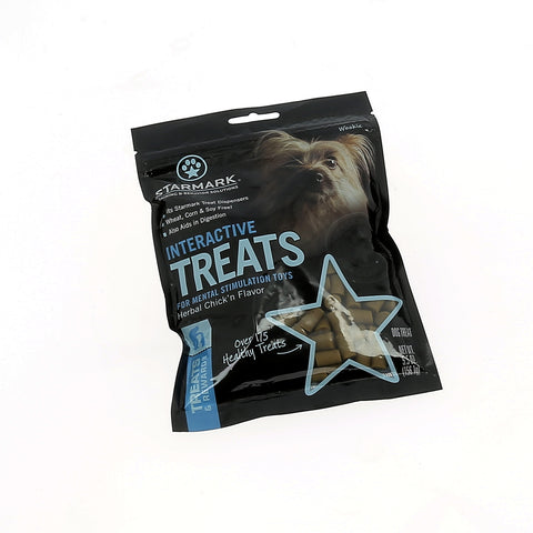 Starmark Interactive Treats - Kit4dogs
