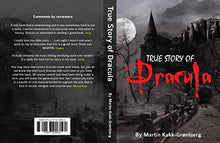 True Story of Dracula | A horror story by Martin Kukk recommend it to everyone who is interested in history, Dracula, Vampire, Monster, Brancastle, Halloween, Horrorfan, Wolfman, Manusctript, Hollywood, Bollywood, Movie or interested in Gothic reading this good book.
