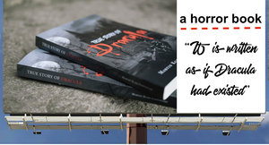 True Story of Dracula by Martin Kukk--Grønbjerg | Horror Story, Dracula, Vampire, Manuscript Ready, Scary, Producers, Film investor, Transformed into Dracula