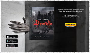 True Story of Dracula by Martin Kukk--Grønbjerg |  Horror Story, Dracula, Vampire, count dracula, bramstoker, movie, book, Manuscript Ready, Scary, Producers, Film investor, Transformed into Dracula