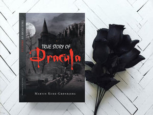 True Story of Dracula by Martin Kukk--Grønbjerg |  Horror Story, Dracula, Vampire, count dracula, bramstoker, movie, book, Manuscript Ready, Scary, Producers, Film investor, Romania, Transylvania, blood, Transformed into Dracula