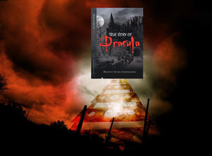 True Story of Dracula by Martin Kukk--Grønbjerg |  Horror Story, Dracula, Vampire, count dracula, bramstoker, movie, book, Manuscript Ready, Scary, Producers, Film investor, Romania, Transylvania, blood, Transformed into Dracula, latest horror story