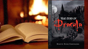 manuscrip[t for producers True Story of Dracula by Martin Kukk--Grønbjerg |  Horror Story, Dracula, Vampire, count dracula, bramstoker, movie, book, Manuscript Ready, Scary, Producers, Film investor, Romania, Transylvania, blood, Transformed into Dracula