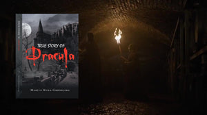 Are you a Producer or Investor | True Story of Dracula by Martin Kukk--Grønbjerg |  Horror Story, Dracula, Vampire, count dracula, bramstoker, movie, book, Manuscript Ready, Scary, Producers, Film investor, Romania, Transylvania, blood, Transformed into Dracula