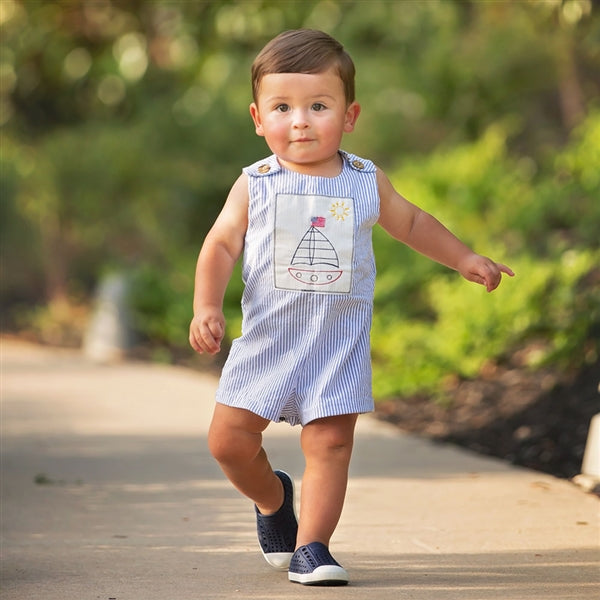 Sail Away Shortall by Haute Baby