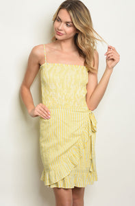 """Lemon Twist"" Dress"