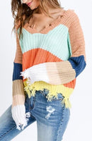 """Living in Color"" Sweater"
