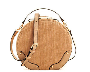 Round Princess Satchel